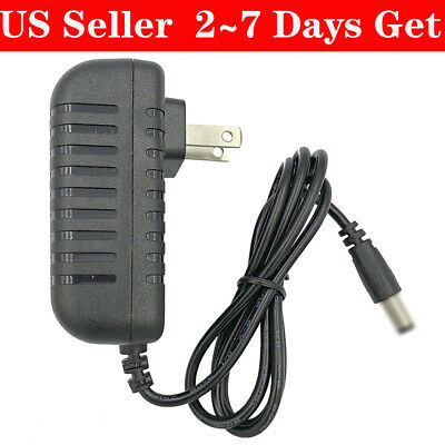 AC Adapter Charger For Vision Fitness 48-075-1000 480751000 Power Supply Cord