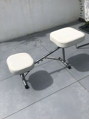 Wondrous Tattoo Leg Rest Adjustable Pedicure Foot Stool Station White Caraccident5 Cool Chair Designs And Ideas Caraccident5Info