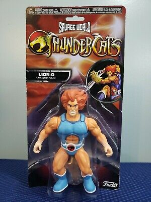 Lion-O Action Figure Item #30150 ThunderCats Funko Savage World