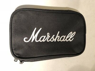 Marshall Amplifiers zipped carry Pouch NEW
