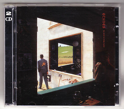PINK FLOYD - Echoes - The Best of Pink Floyd - 2xCD Set