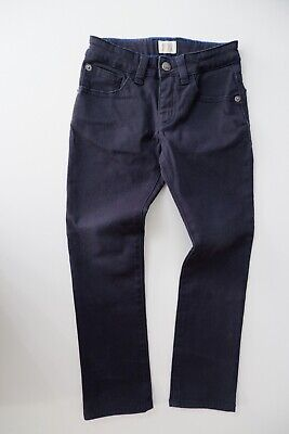 Armani Junior Boys Jeans, Size Age 5a, 112cm, Blue, Slim, VGC