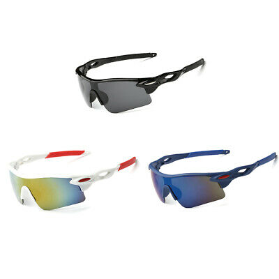 Men Outdoor Sunglasses Cycling Glasses Bike MTB Sports Goggles UV400 Lens Hiking