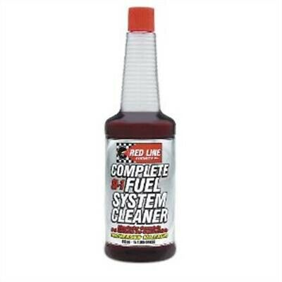 SI-1 Fuel System Cleaner, 15oz Red Line Synthetic Oil 60103