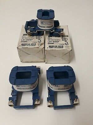 Telemecanique LX1D2Q2 Bobine 380-400V 50/60Hz Lot X3 Pieces