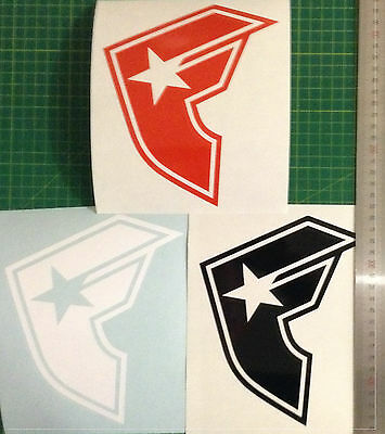 Famous Stars and Straps Decal Sticker New In Your Choice Of Colour Free Shipping