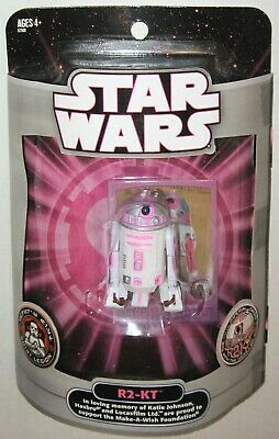Star Wars R2-KT DROID 501st Legion Make a Wish 2007 SDCC Exclusive Figure MIP