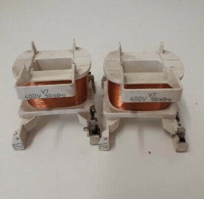 Bobine LXD1V7 400V 50/60HZ LOT X2 PIECES
