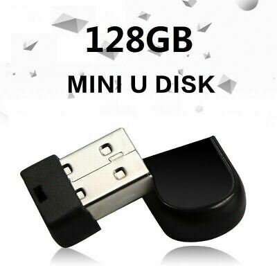 UK High Speed 128GB USB Memory Stick Mini USB 2.0 Flash Pen Storage Drive U Disk