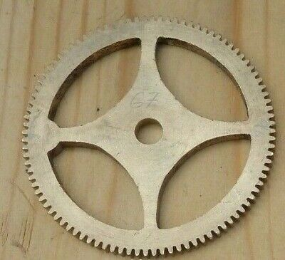 One 96 Tooth Longcase Great Wheel crossed out