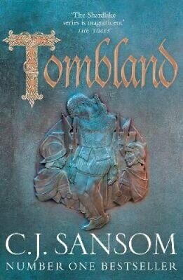 Tombland by C. J. Sansom 9781447284482 | Brand New | Free UK Shipping