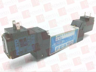 FESTO ELECTRIC JMEH-5//2-1//8-P USED TESTED CLEANED JMEH5218P