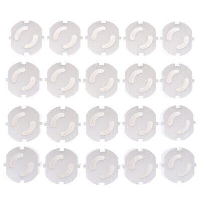 20 Piece of plug -in protection Plugs Safety child protection Plug -inD