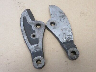 Record No. 601S Replacement Bolt Cropper Cutter Jaws