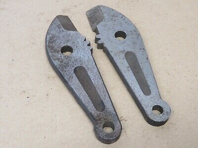 Record No. 601 Replacement Bolt Cropper Cutter Jaws