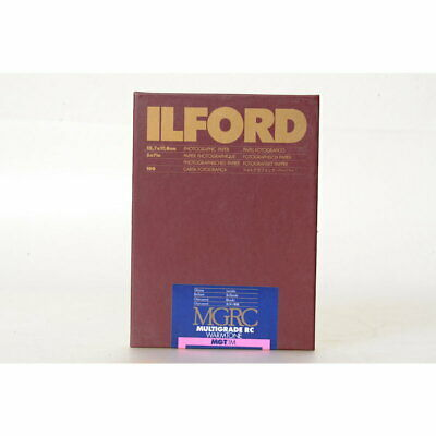 Ilford Multigrade RC Teint Chaude MGT.44M 13x18/100 - Papier Photo