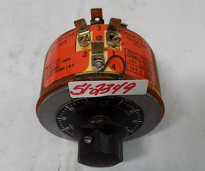 Staco Energy Products 120V 2.0Amp Autotransformer Type 201