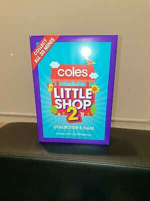 **Sale** Case only Coles Little Shop 2