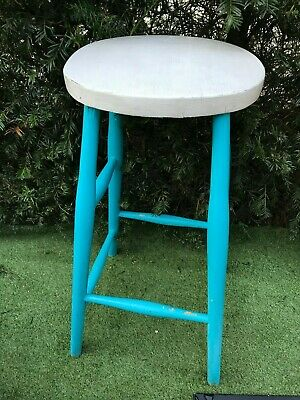 Fabulous Decorative Hand Made Pine Wooden Stool