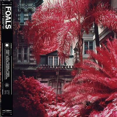 FOALS Everything Not Saved Will Be Lost Part 1 (2019) CD album NEW/UNPLAYED