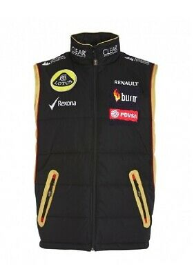 GILET Bodywarmer Formula One 1 Lotus F1 Team PDVSA NEW! Jacket 2014/5 XSmall