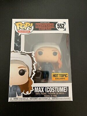 Funko Pop! Stranger Things - Max (Costume) #552 - Hot Topic Exclusive