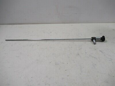 Karl Storz 10320A 0° Hopkins Bronchoscope Surgical Stainless Steel Germany Rigid