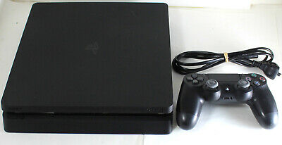 Playstation 4 Slim 1TB Console With Genuine Controller
