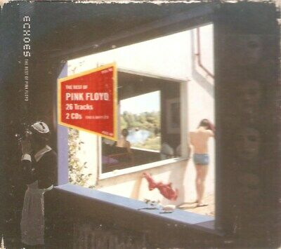 Pink Floyd - Echoes (The Best of) (2xCD 2001) David Gilmour; Roger Waters