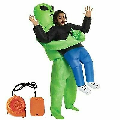 Abducted by the Alien Costume
