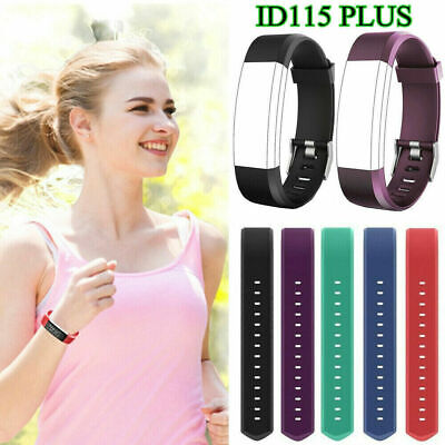 Replacement Wristband Watch Band Wrist Strap for ID115 Plus HR Smart Bracelet UK