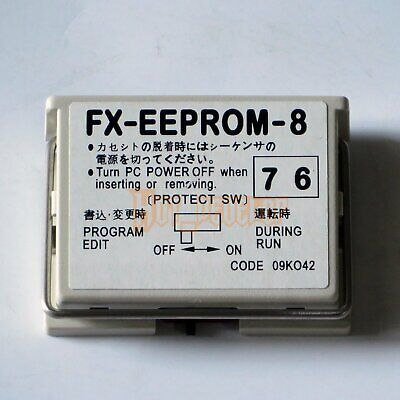 1PC New for Mitsubishi FX-EEPROM-8 Memory Card Free Shipping