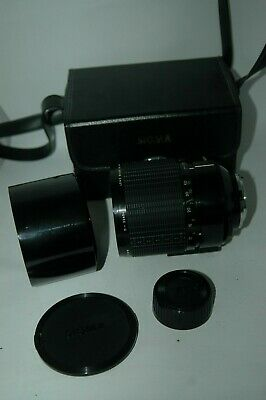 Sigma F/8  600 Mm Mc Mirror  Prime Lens.  Olympus Om Bayonet  Fitting.