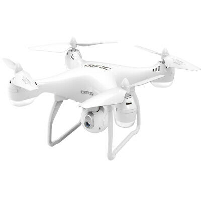 4DRC A8 GPS Brushless RC Drone with 5G WiFi 4K HD Camera FPV Quadcopter White