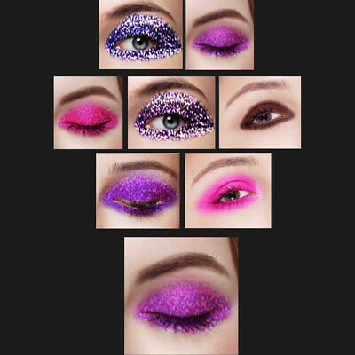 Portable Shimmer Glitter Eye Shadow Liquid Pigment Cocktail Makeup Eyeshadow Hot