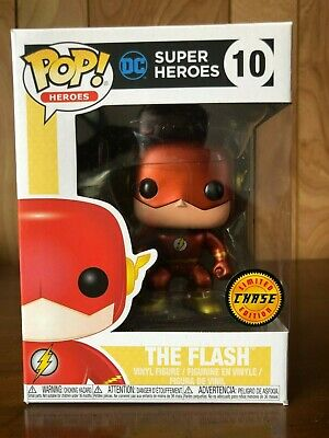 The Flash Funko Pop Chase