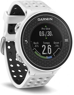 Garmin Approach S6 Golf Watch Europa GPS Golf Reloj Garmin S 6 Europa Blanco
