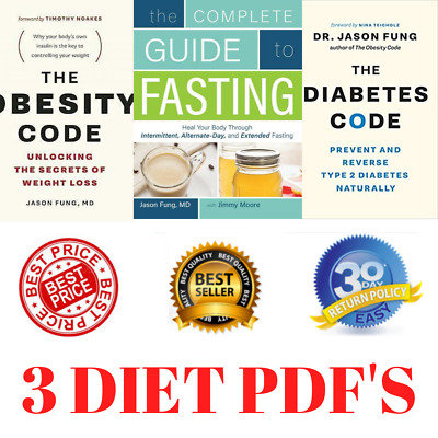 P DF The Obesity Code Unlocking the Secrets of Weight Loss By Jason Fung Healthy