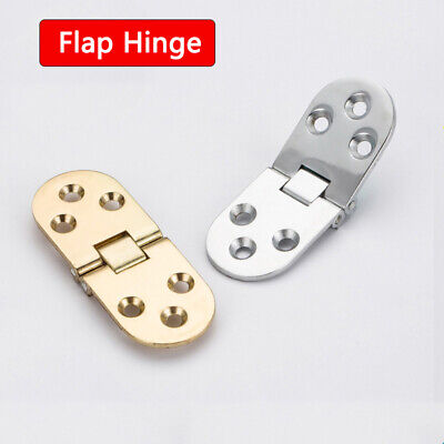 Flush Mounted Flap Hinge Folding Hinges Self Supporting Cabinet Door Hinge