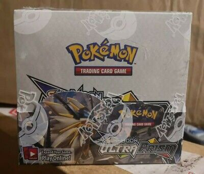 Pokemon TCG - Sun & Moon Ultra Prism Booster Box *Sealed* New