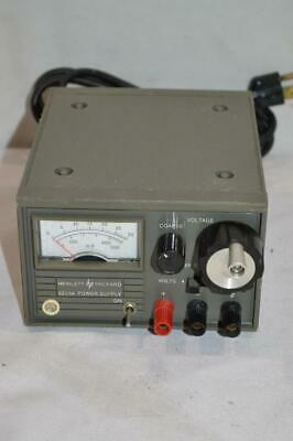 HP Hewlett Packard 6215A Adjustable Power Supply    TESTED & WORKS