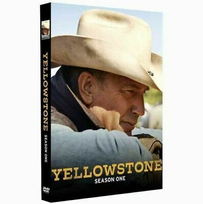 Yellowstone Season 1 series first DVD Brand New FREE TRACKING