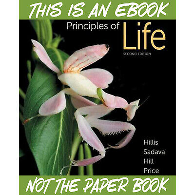 [P.D.F] Principles of Life by David M. Hillis 2nd Edition