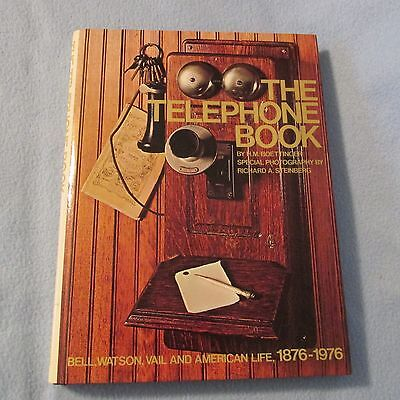 The Telephone Book: Bell 1876-1976 by HM Boettinger 1st Edition 1977  Collectors