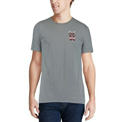 Mississippi State Bulldogs Gray Comfort Colors Pride of the South T-Shirt