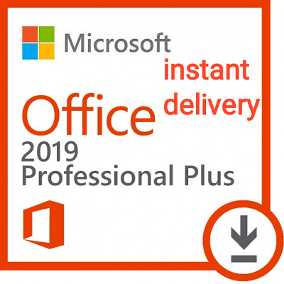 Ms office 2019 pro plus key Retail License Key instant delivery official sit