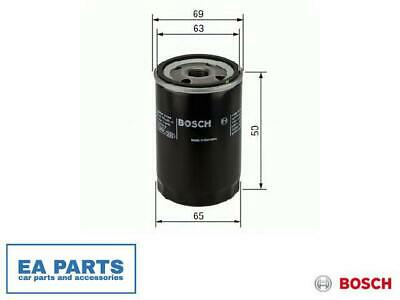 Oil Filter For Mitsubishi Smart Bosch F 026 407 089