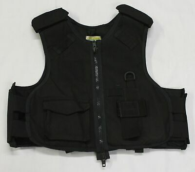 Ex Police White Highmark Covert Bulletproof Body Armour Stab Vest Security AS-D