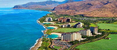 2 Bed Lockoff, Marriott Ko'olina, Annual Floats 1-50,Platinum Season,Timeshare