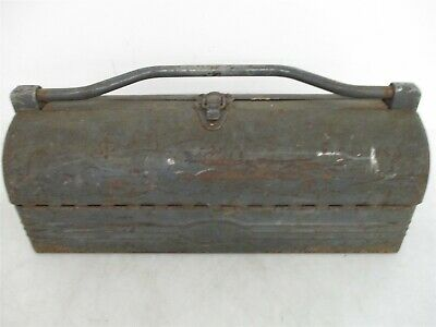 Vintage Craftsman Dome/Tombstone Top Style Toolbox